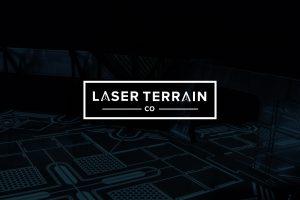 Laser Terrain logo